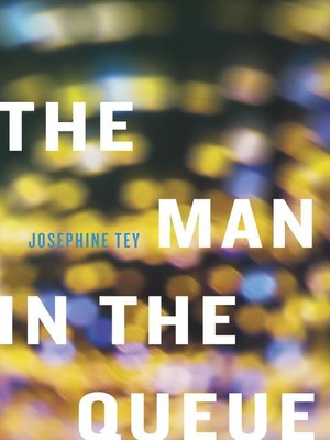cover image of The Man in the Queue