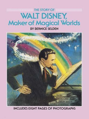 cover image of The Story of Walt Disney