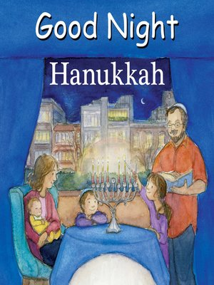 cover image of Good Night Hanukkah