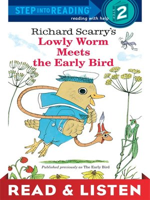 cover image of Lowly Worm Meets the Early Bird