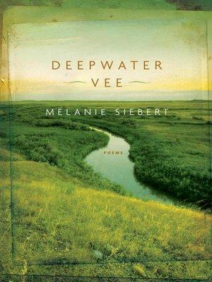 cover image of Deepwater Vee