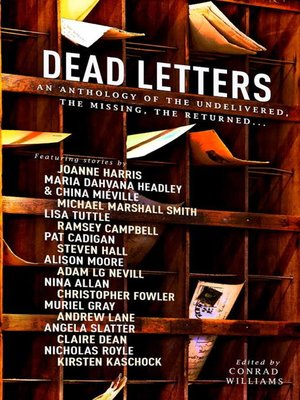 cover image of Dead Letters Anthology