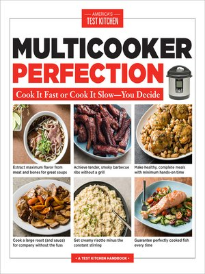 cover image of Multicooker Perfection