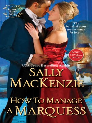 cover image of How to Manage a Marquess