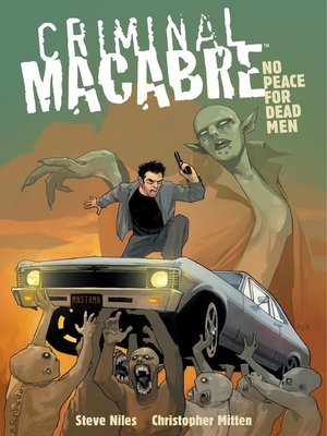 cover image of Criminal Macabre: No Peace for Dead Men