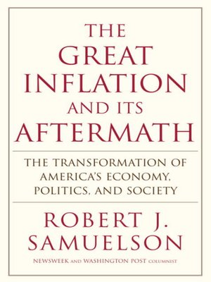 cover image of The Great Inflation and Its Aftermath
