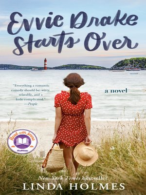 Cover image for Evvie Drake Starts Over