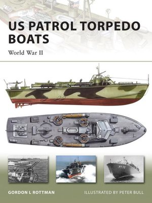 cover image of US Patrol Torpedo Boats