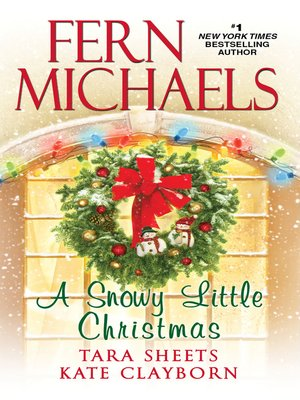 cover image of A Snowy Little Christmas