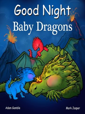 cover image of Good Night Baby Dragons
