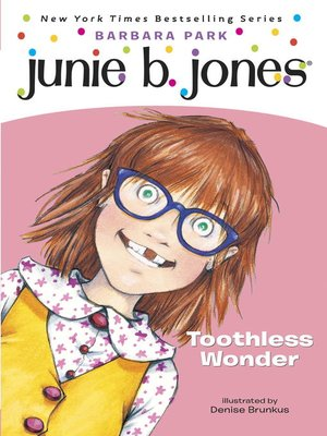 cover image of Toothless Wonder