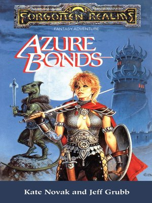 cover image of Azure Bonds
