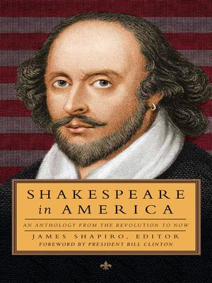 cover image of Shakespeare in America