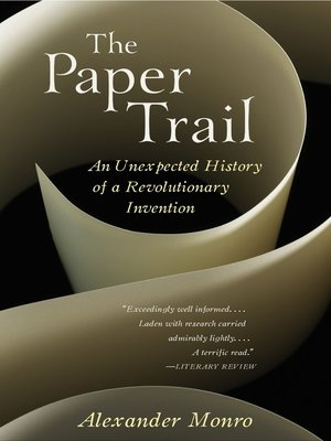 cover image of The Paper Trail