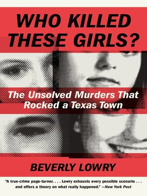 cover image of Who Killed These Girls?