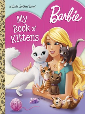 cover image of Barbie's Book of Kittens