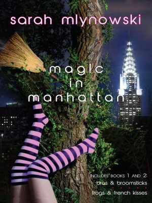 cover image of Magic in Manhattan, Volume 1