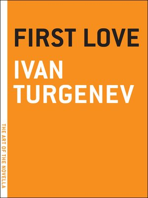 cover image of First Love