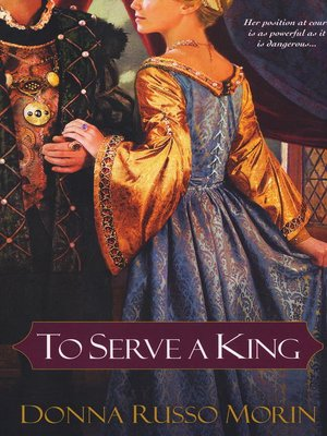 cover image of To Serve A King