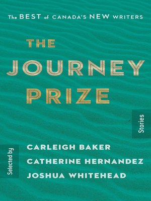 cover image of The Journey Prize Stories 31