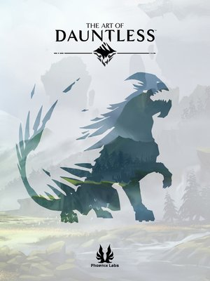 cover image of The Art of Dauntless