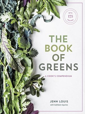 cover image of The Book of Greens