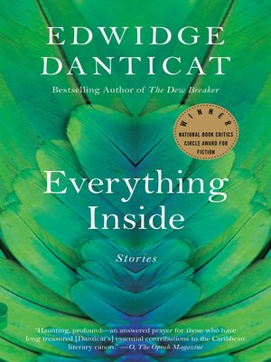 cover image of Everything Inside