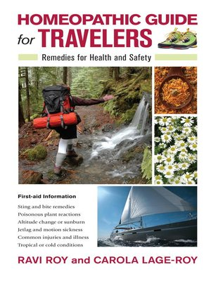 cover image of Homeopathic Guide for Travelers