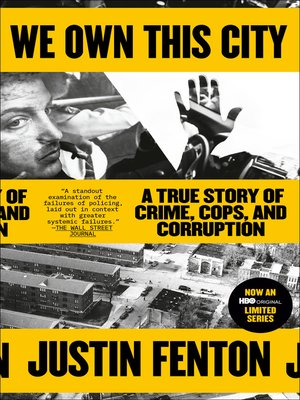 cover image of We Own This City