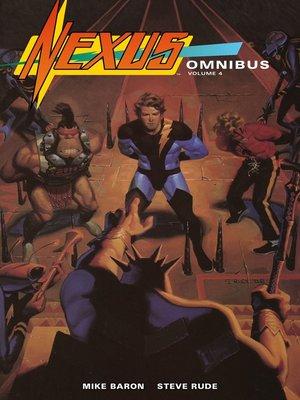 cover image of Nexus (1981), Omnibus Volume 4