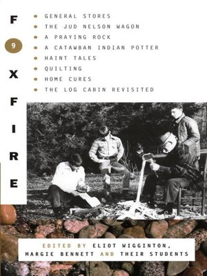 cover image of Foxfire 9