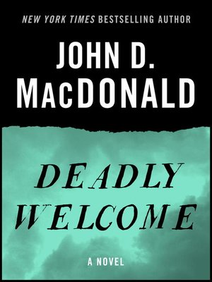 cover image of Deadly Welcome