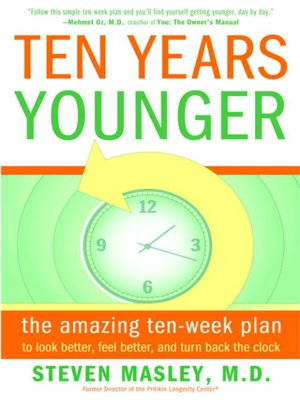 cover image of Ten Years Younger