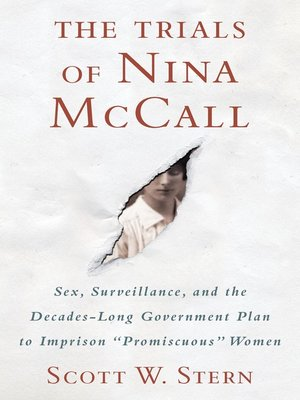 cover image of The Trials of Nina McCall