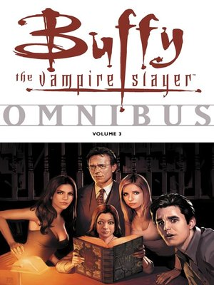 cover image of Buffy Omnibus, Volume 3