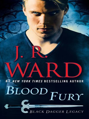 cover image of Blood Fury