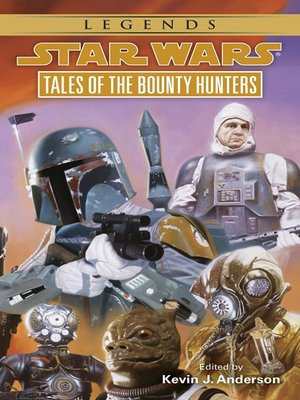 cover image of Tales of the Bounty Hunters