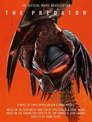 cover image of The Predator