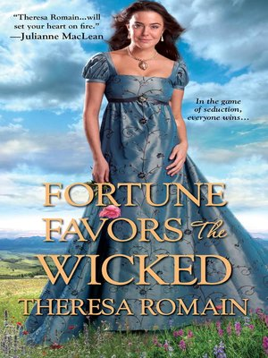 cover image of Fortune Favors the Wicked