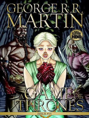 cover image of A Game of Thrones: Comic Book, Issue 15