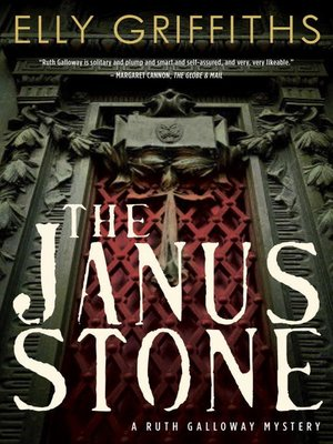 cover image of The Janus Stone