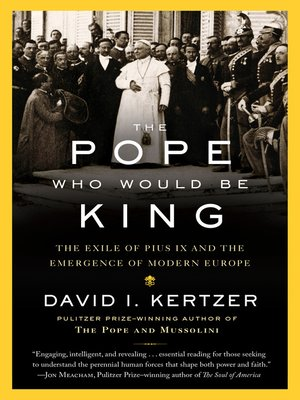 cover image of The Pope Who Would Be King