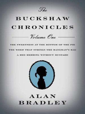 cover image of The Buckshaw Chronicles, Volume 1