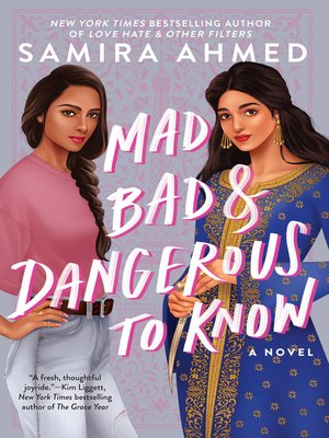 cover image of Mad, Bad & Dangerous to Know