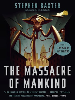 cover image of The Massacre of Mankind