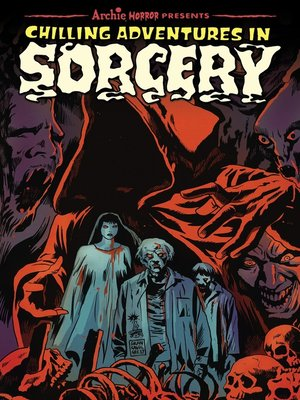 cover image of Chilling Adventures in Sorcery