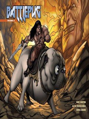 cover image of Battlepug, Volume 2