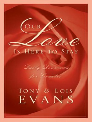 cover image of Our Love Is Here to Stay