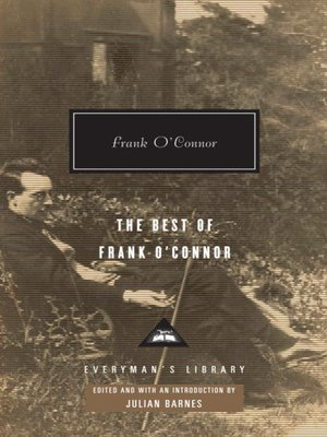 cover image of The Best of Frank O'Connor