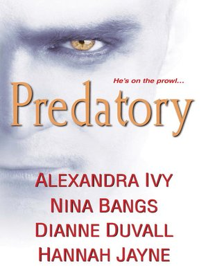 cover image of Predatory
